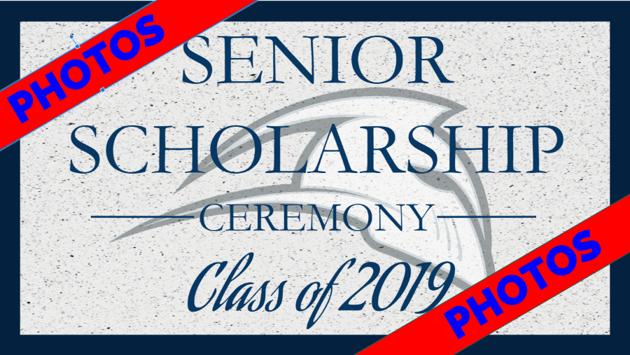 Senior Scholarship Ceremony Photo Link