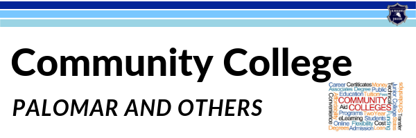 Community Colleges Header