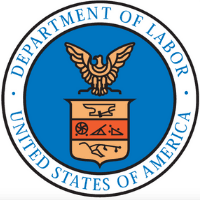 Logo for U.S. Department of Labor
