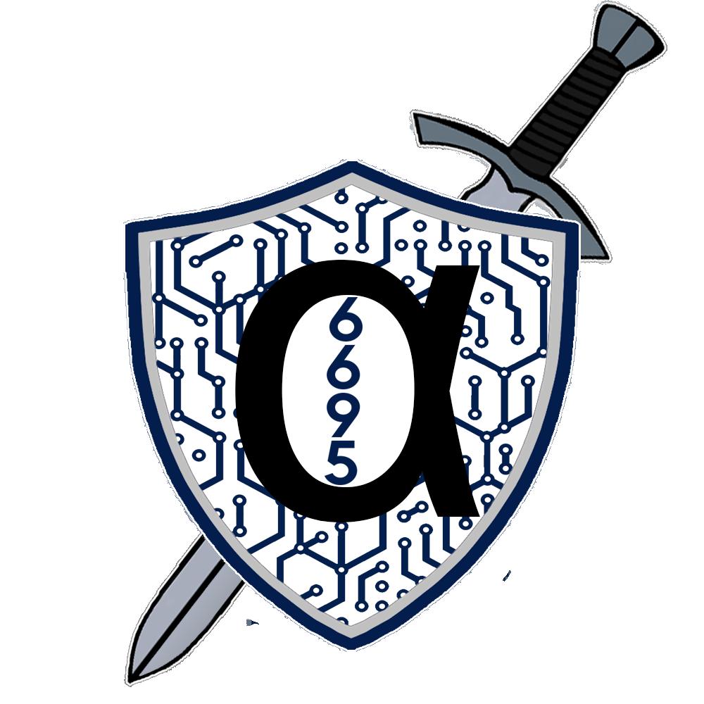 alpha knights logo